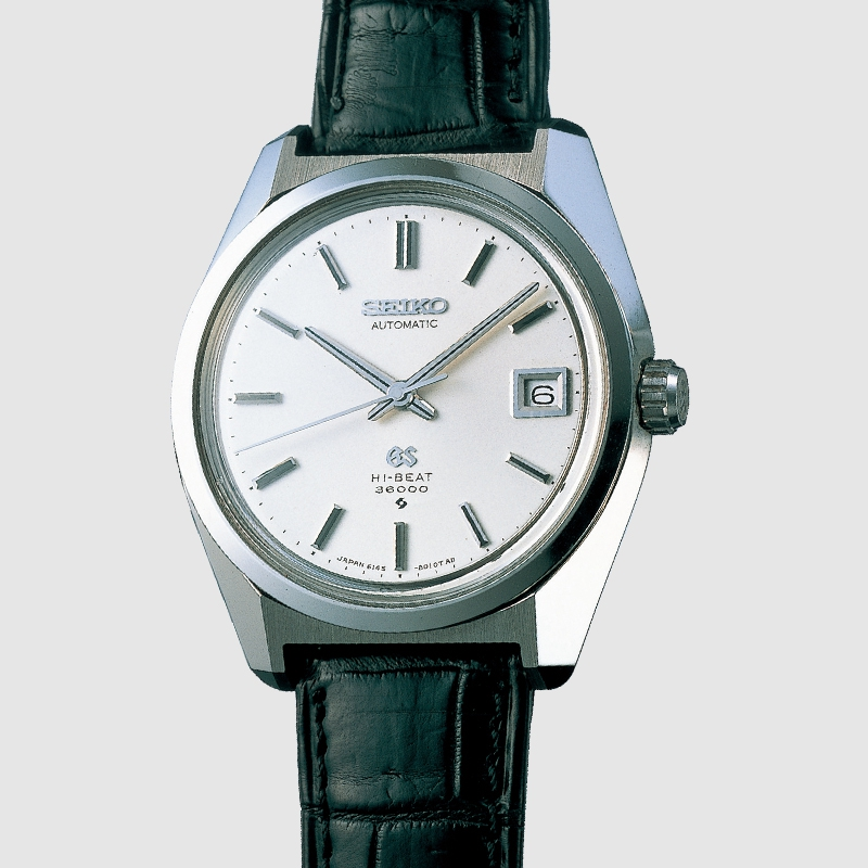 new style 795db bb4d5 HISTORY | ABOUT | Grand Seiko