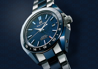 """The Grand Seiko Blue Ceramic Hi-Beat GMT 36000 Limited Edition"" special page is now available."