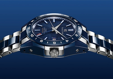 "The Grand Seiko Blue Ceramic Hi-beat GMT ""Special"" Limited Edition"