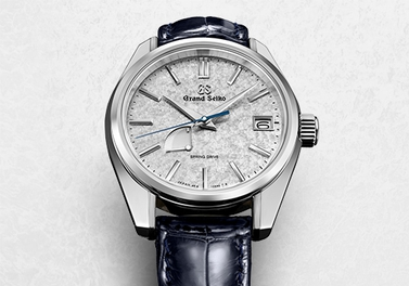 """Grand Seiko Heritage Collection U.S. Limited Edition 2018"" special page is now available."