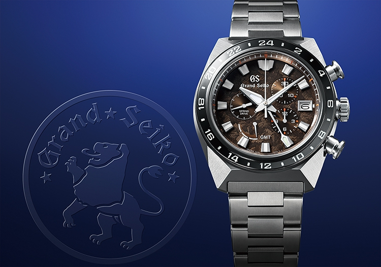 0bf910ee3 20 years of Spring Drive are celebrated in a new Grand Seiko sport design.  The Grand Seiko lion bares its claws.