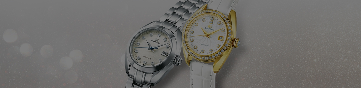 A new automatic series for women.
