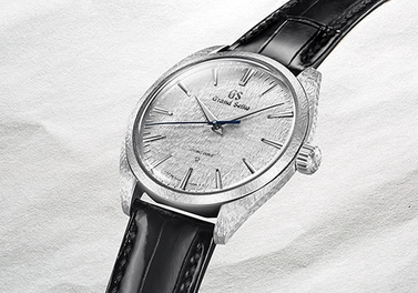The 20th anniversary of Spring Drive is marked with a new manual-winding thin dress series.