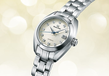 Grand Seiko spreads its wings with a new automatic series for women.