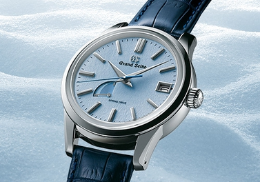 """Grand Seiko Elegance Collection Spring Drive SBGA407"" special page is now available."