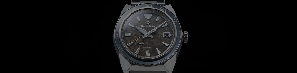 Grand Seiko Sport Collection<br>SBGA403