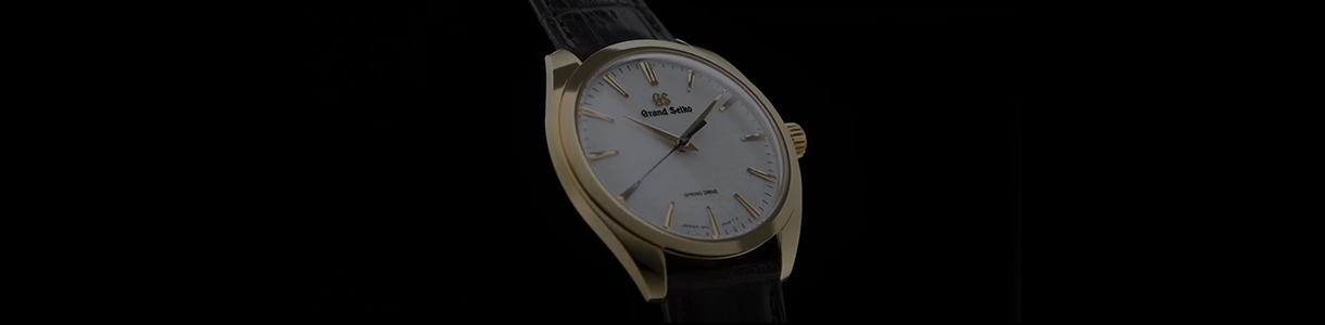 Grand Seiko Elegance Collection<br>SBGY002