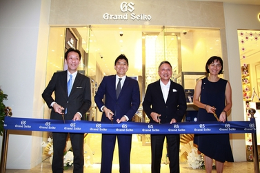 The First Grand Seiko Boutique in Southeast Asia