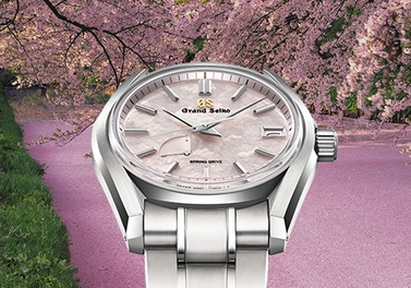 """Grand Seiko Heritage Collection Japan Seasons Special Edition"" special page is now available."