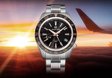 """Spring Drive Grand Seiko Boutique Limited Edition"" special page is now available."