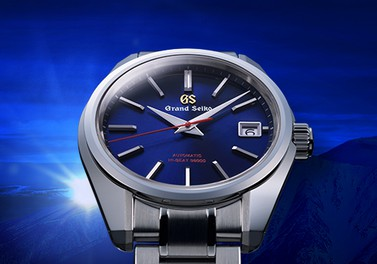 """Grand Seiko 60th Anniversary Limited Editions"" special page is now available."