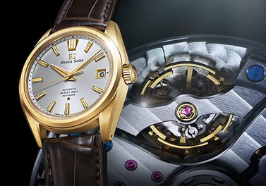 A high beat calibre opens a new chapter in the history of Grand Seiko