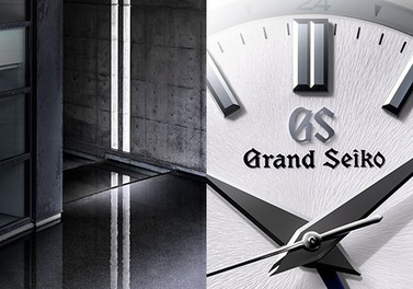 The Grand Seiko Vision of the Beauty of Time Vol.2 Interplay of light and shadow that resonates with the architecture of Tadao Ando
