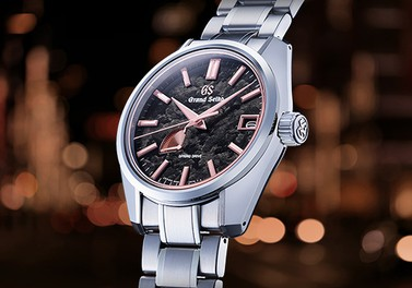 Grand Seiko Heritage Collection Ginza Limited Edition 特設ページを公開